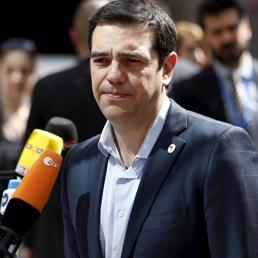 Alexis Tsipras (Reuters) (REUTERS)