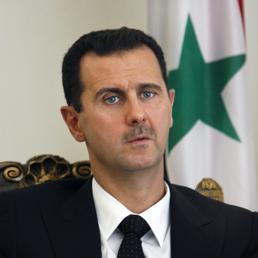 Bashar Assad (Ansa)