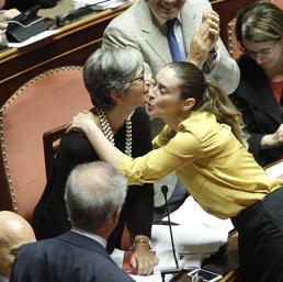 Il ministro delle Riforme Maria Elena Boschi (Ansa) (ANSA)