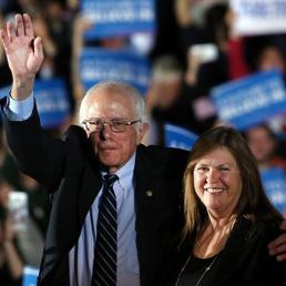 Bernie Sanders (Afp) (AFP)