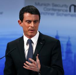 Manuel Valls  (Reuters) (REUTERS)