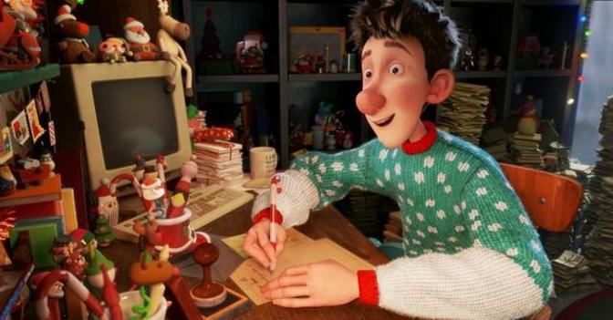 I Film Di Babbo Natale.Film Natalizi Il Figlio Di Babbo Natale 2011 Di Sarah Smith