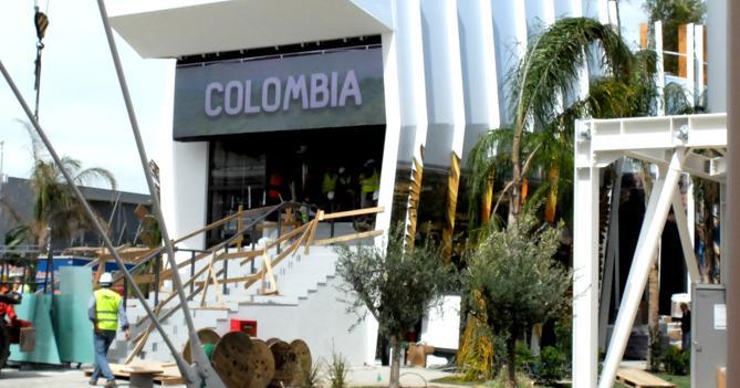I padiglioni di expo 2015 colombia for Tutti i padiglioni expo 2015