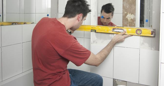 Bonus mobili / Nessun problema con il rifacimento del bagno