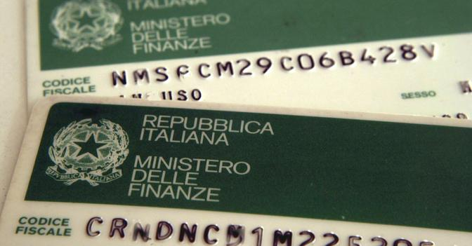 Bonus ristrutturazioni bonifico con il codice fiscale di for Bonus fiscale