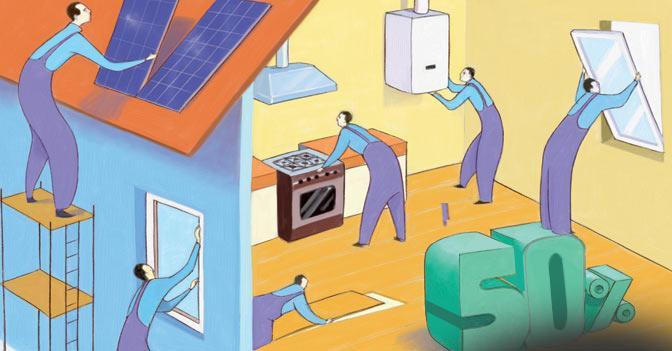 Sblocca italia un passo indietro sui lavori in casa - Lavori in casa detrazioni ...