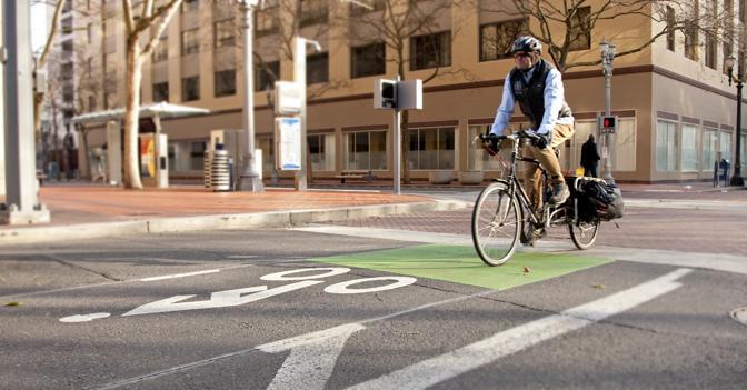 Trasloco in bicicletta