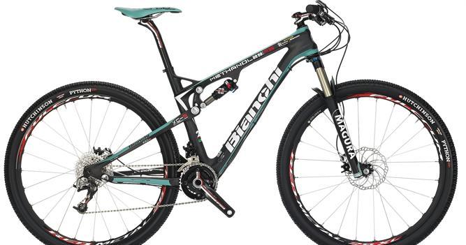 Mountain Bike Da Sogno Bianchi Methanol 291 Sl