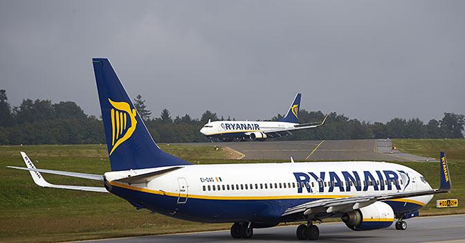 Aereo Privato Low Cost : Gli aerei più vecchi ryanair anni