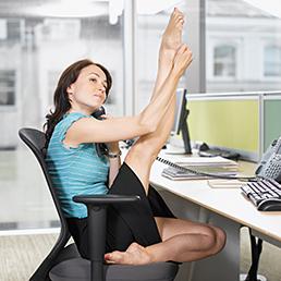 Stress Da Lavoro Fitness Da Scrivania