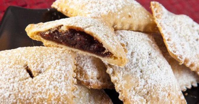 Dolci Abruzzesi Di Natale.Piatti Tipici Di Natale In Abruzzo Calcionetti Fritti E