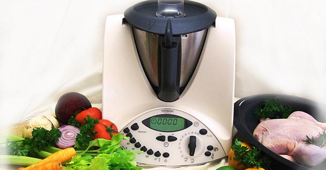 Super robot da cucina: il Bimby multitasking