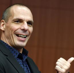 Yanis Varoufakis (AFP)