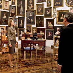 I quadri de «La migliore offerta» di Tornatore in mostra al Festival ...