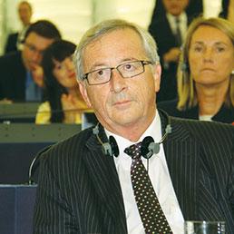 Il nuovo presidente della Commissione europea, Jean-Claude Juncker (Fotogramma)