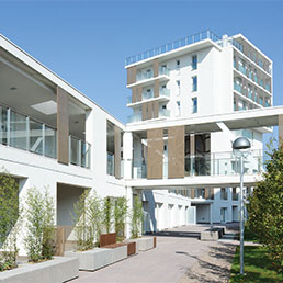 Spazio al legno per gli edifici il sole 24 ore for Materiali impermeabili naturali