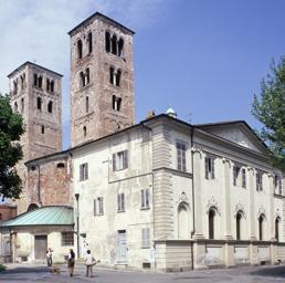 Ivrea, piazza Castello. (Marka)