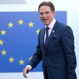Jyrki Katainen, commissario agli Affari monetari (Ansa) (ANSA)
