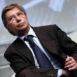 Il presidente della Regione Emilia Romagna, Vasco Errani (Emblema)