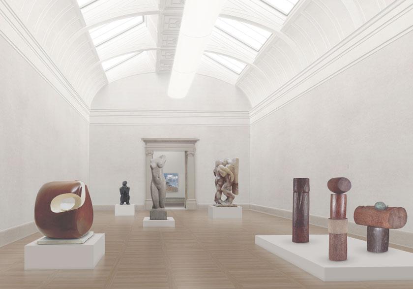 Riapre la tate britain a londra completato il recupero da for Tate gallery di londra