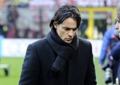 Inzaghi: Milan đang căng thẳng