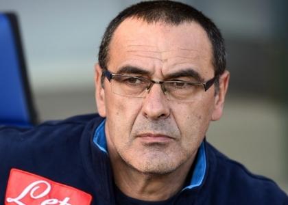 Napoli-Inter, rissa nel finale Mancini-Sarri. L'interista: