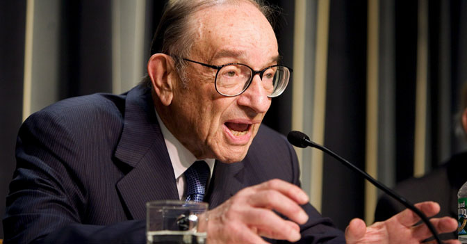 greenspan the man behind money essay