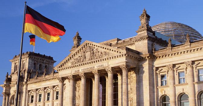 Il terzo ostacolo secondo zingales favorisce i tedeschi - Bandiera della pagina di colorazione della germania ...