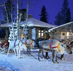 Capodanno A Casa Di Babbo Natale.Vacanze Da Bambini A Casa Di Babbo Natale Sulla Neve O A