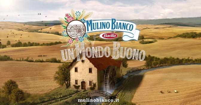 Classifica dei dieci marchi più amati in Italia: vince il mulino bianco