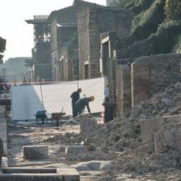 Pompei pronta ad accogliere i mecenati