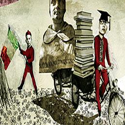 L'orgoglio di essere italiano - In Cina il modello dell'antica Roma (Illustrazione di Antonello Silverini)