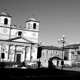 Cristo s'è fermato a l'Aquila ( foto © Ignacio Maria Coccia)