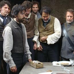 Ai David di Donatello pieno di candidature per i film sull'Italia unita vista da Martone e Maniero. Una scena del film Noi credevamo