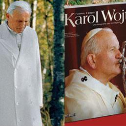 Il Papa che ha saputo comunicare al mondo. Con il Sole 24 Ore una biografia di Wojtyla per immagini (Alinari)