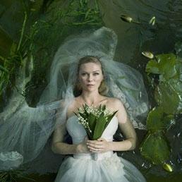 """Un fotogramma del film """"Melancholia"""""""