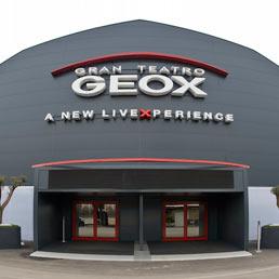 Gran Teatro Geox, un nuovo miracolo italiano