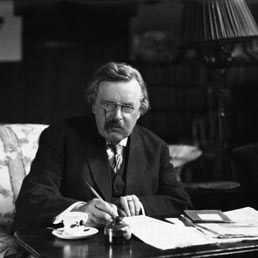 La Chesterton Review sbarca in Italia
