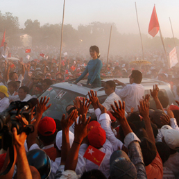 Aung San Suu Ky (Reuters)