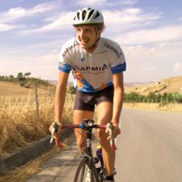 """Samuele Pellegrini, uno dei sette ragazzi """"on the road"""""""