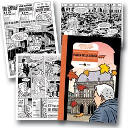 Piazza della Loggia: se la verità ce la dice il fumetto