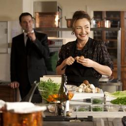 """Una scena da """"La cuoca del Presidente"""""""