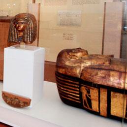 Museo Egizio di Torino, la Tomba di Kha