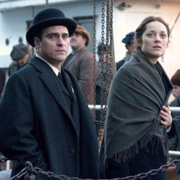 Una scena del film «The Imigrant»
