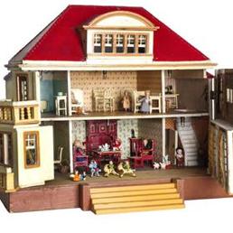 Raffinatezze perdute in casa di bambole il sole 24 ore for Costruttore di piccole case online