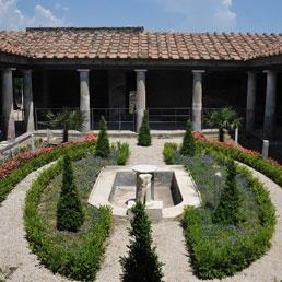 Pompei, la Casa degli Amorini Dorati riapre le porte dopo due anni di restauri - Foto