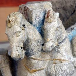 Archeologia: eccezionale recupero di oltre 3mila reperti a Perugia - Foto