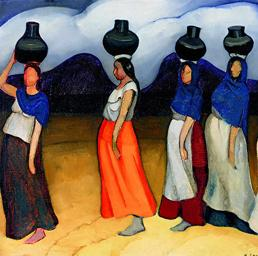 L'arte messicana del Novecento a Londra. Splendida sorpresa - Foto