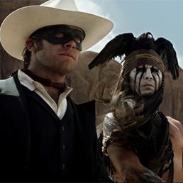 Film «The Lone Ranger»