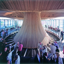 Il Parlamento nazionale gallese, Cardiff, 2006